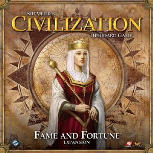 Civilization : The Board Game - Fame and Fortune